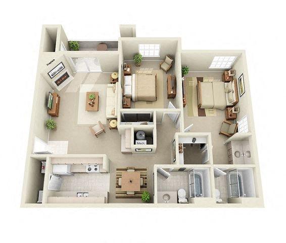 1 2 3 Bedrooms At Eagle Ranch Apartments Off Paseo Del Norte Blvd