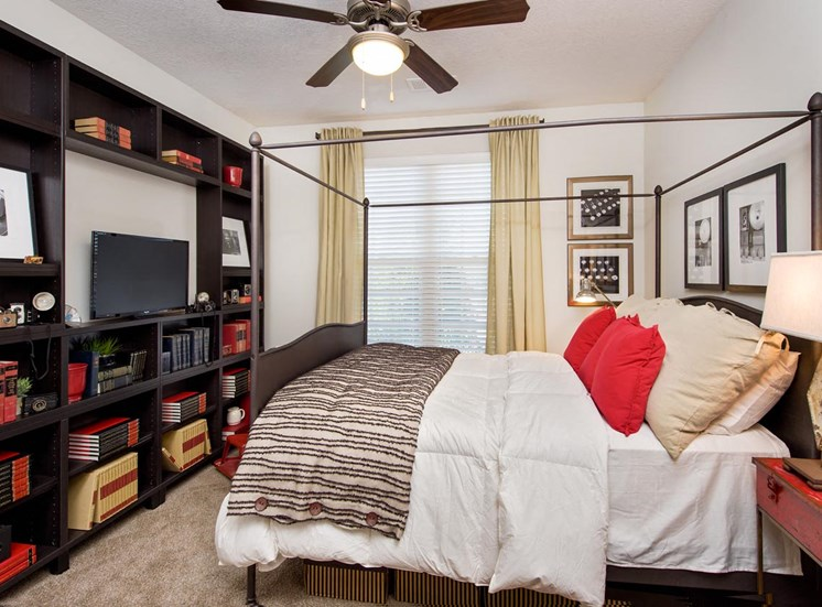Walton Bluegrass Model Bedroom, Alpharetta GA