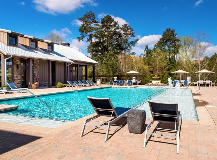 Walton Bluegrass Swimming Pool, Alpharetta GA
