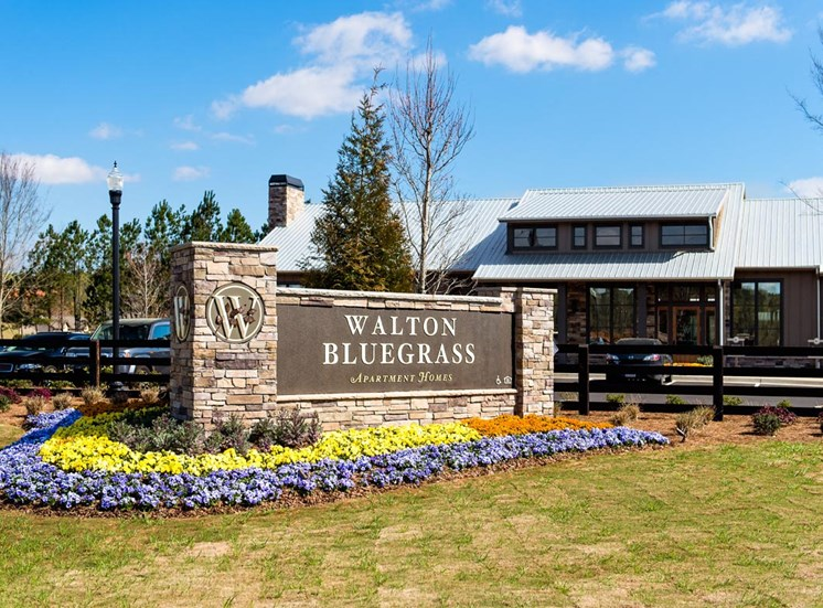 Walton Bluegrass Entry