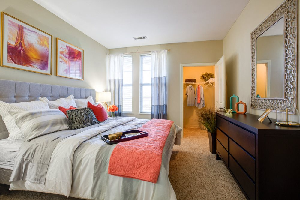 Spacious Bedrooms at Lynnfield Commons