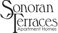 Image of Sonoran Terraces Apartment Homes in Tucson, AZ Logo