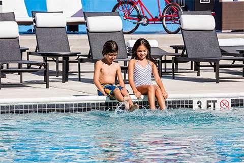 Invigorating Pools at 251 Dekalb, Pennsylvania