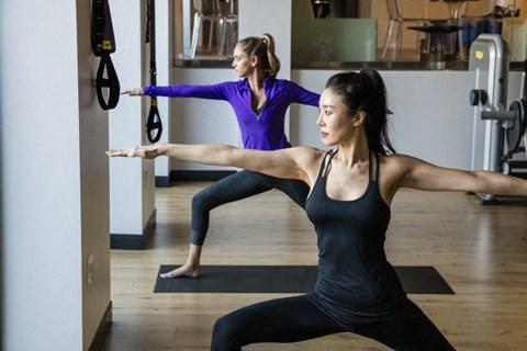 Yoga Studio at 251 Dekalb, King of Prussia, Pennsylvania