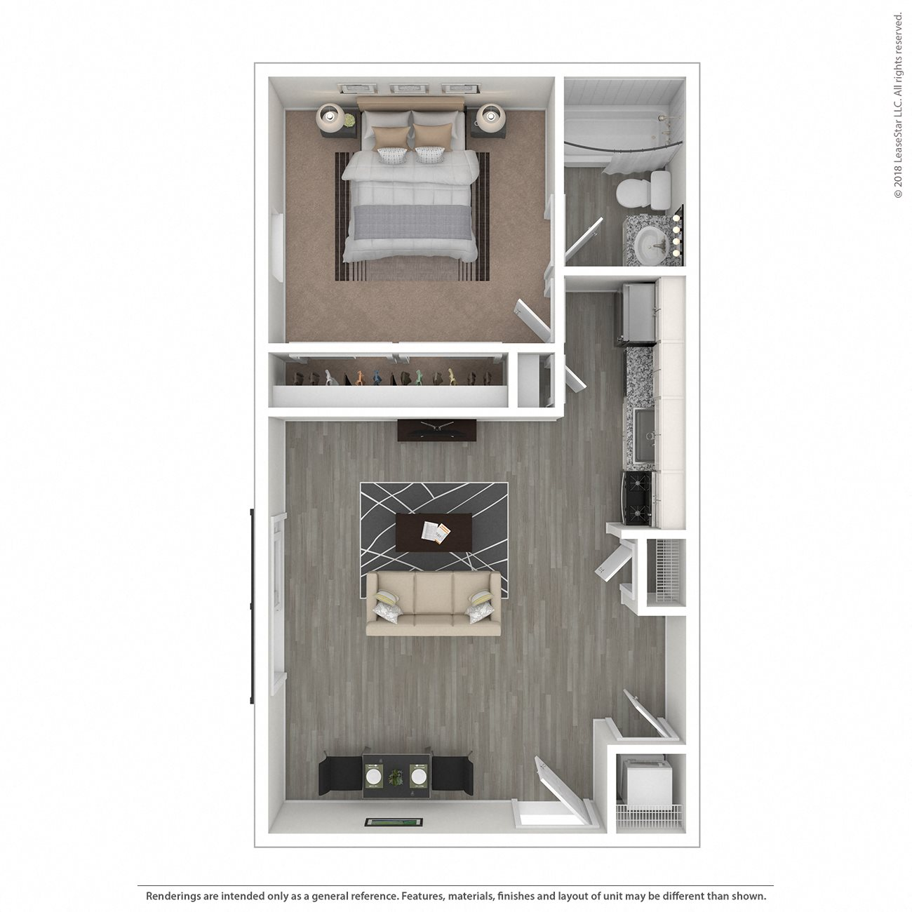 The Ash Floor Plan 1