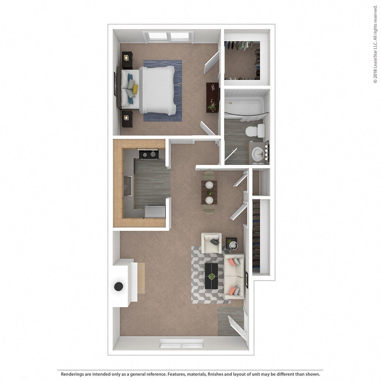 Villes Floor Plan 2