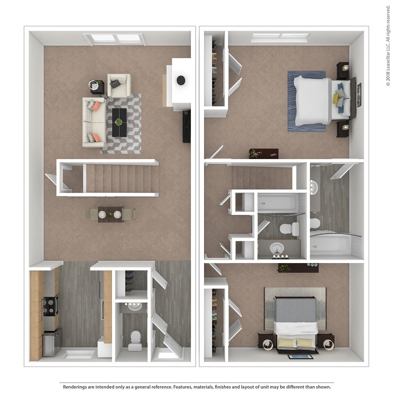 Chateau Floor Plan 4