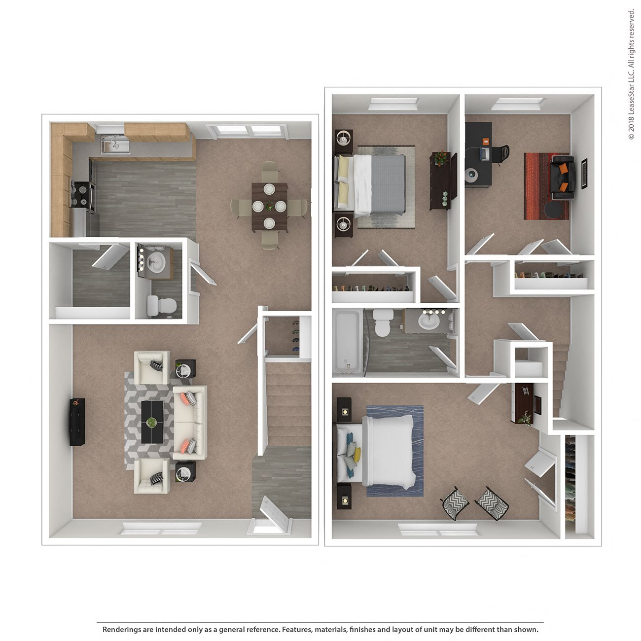 Riviera Floor Plan 5