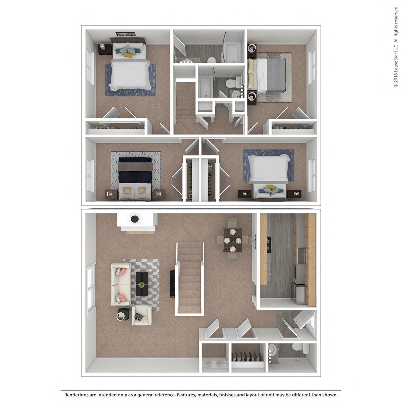 Provence Floor Plan 7
