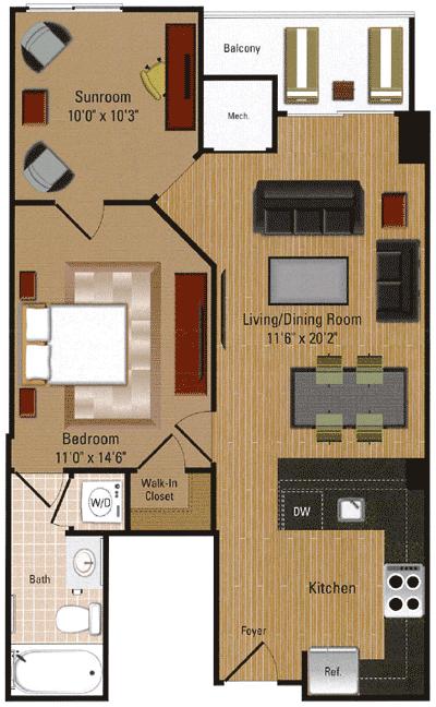 Penthouse - A3D