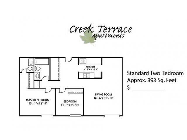 Creek - Handicapped Accessible