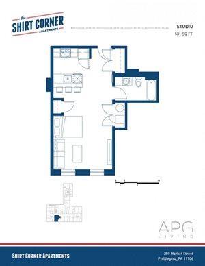 Studio - Floor Plan _12
