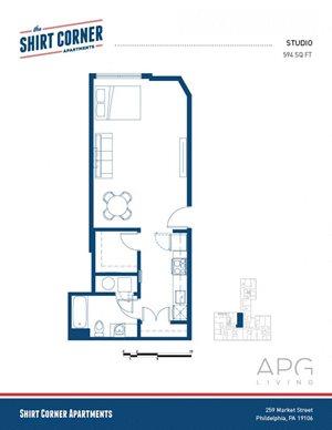 Studio - Floor Plan _17
