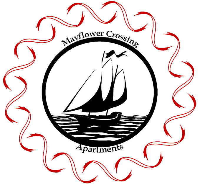 Mayflower Crossing Logo
