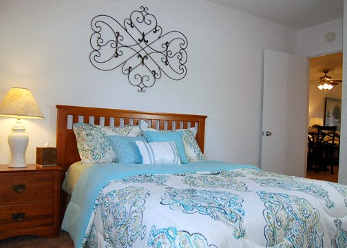Beauty in the details at Mayflower Crossing Apartments