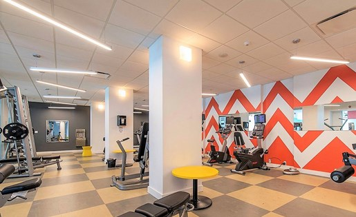 Complimentary Gym and Fitness Centre