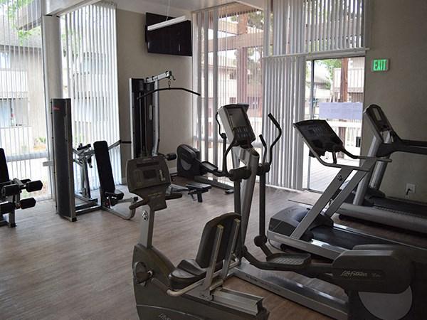 Pine Lake Fitness Room