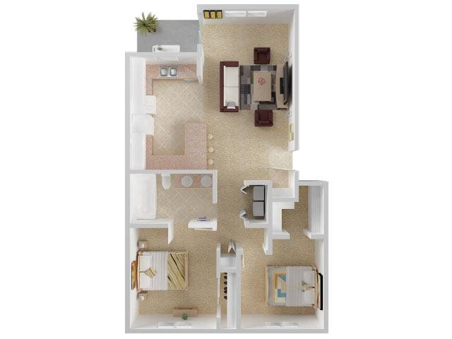 Pendulum Floor Plan 6