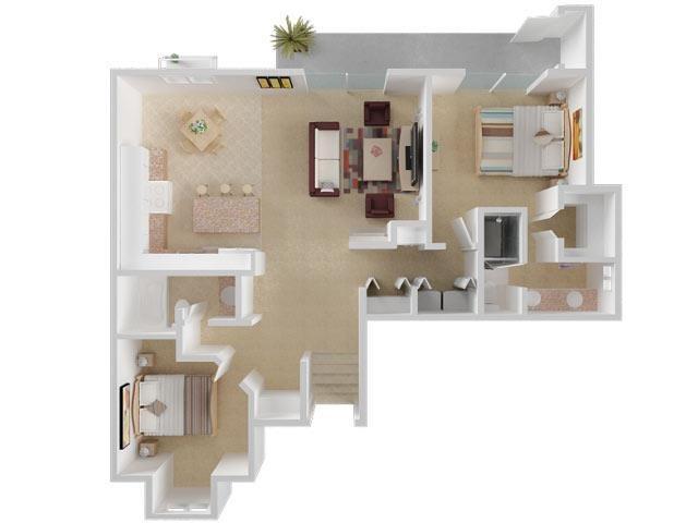 Quartz Floor Plan 8