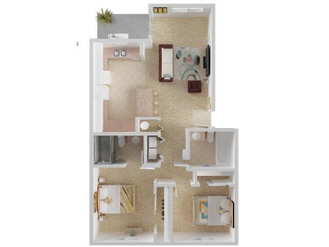 Sundial Floor Plan 11