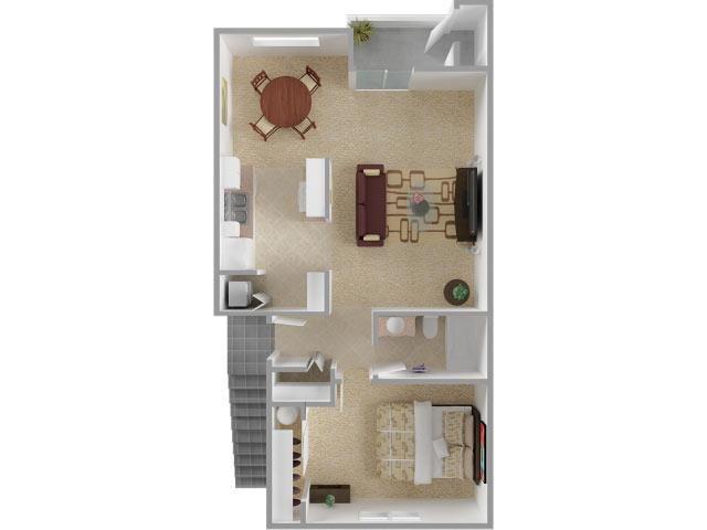 The Big One Floor Plan 2