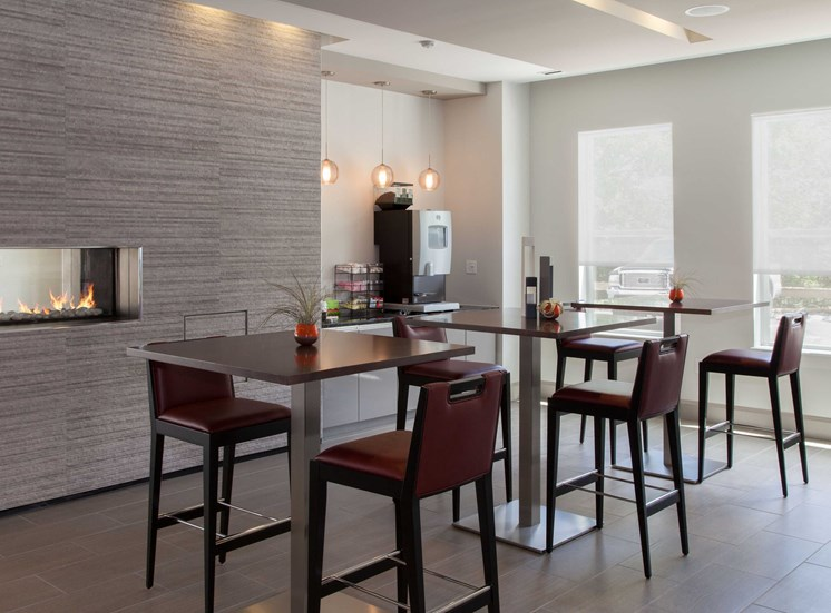 Renovated Dining Area at The Tremont, Massachusetts