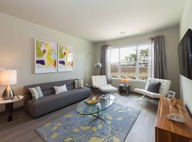 Spacious One-, Two-, And Three-Bedroom Apartments at The Tremont, Burlington
