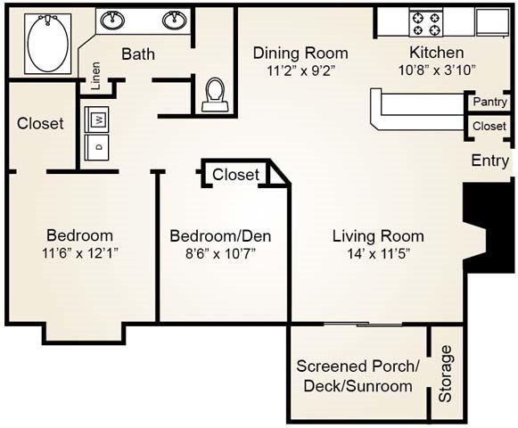 Fir Floor Plan 6