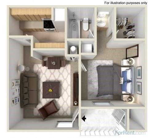 Ashley Floor Plan 1