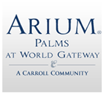 Arium Palms at World Gateway Property Logo 3