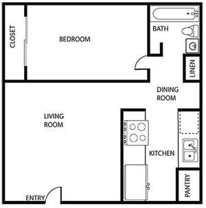 Kenwood Villas - 1 Bedroom