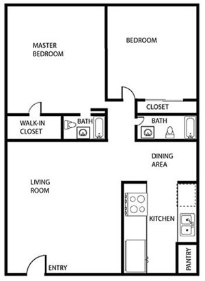 Kenwood Villas - 2 Bedroom