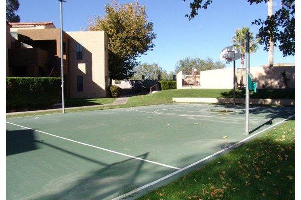 Sports Court at Casas Lindas Apartment Homes, Tucson, AZ