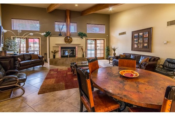 Clubhouse at Casas Lindas Apartment Homes, Tucson, 85704