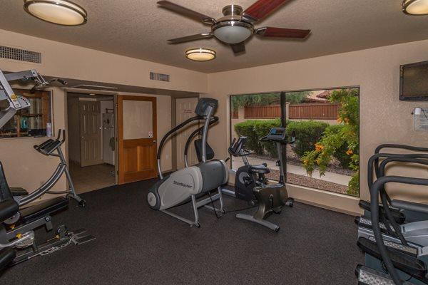 Fitness Center at Casas Lindas Apartment Homes, Tucson