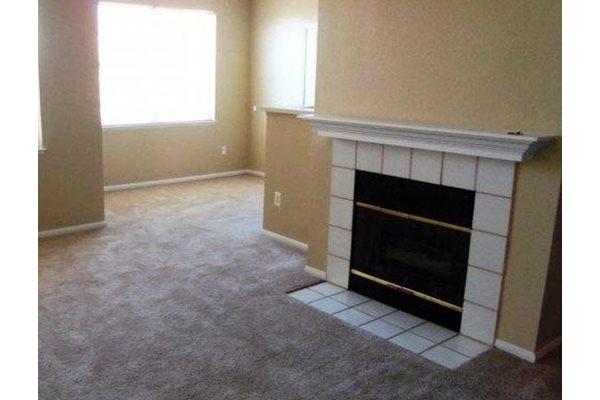 Fireplace at Manzanita Gate Apartment Homes, Reno, NV,89523