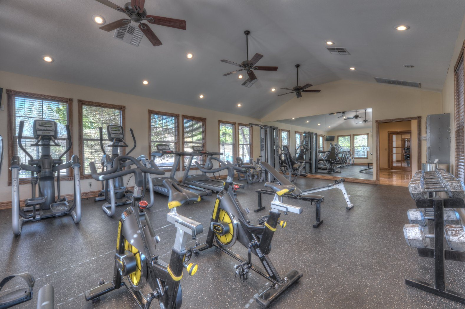 24- HR. FITNESS CENTER WITH TV/VCR at Manzanita Gate in Reno, NV 89523