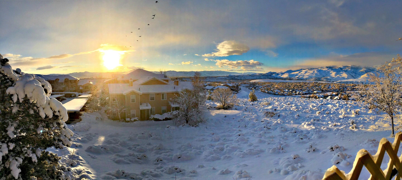 Sunrise Panorama At Manzanita Gate Apartment Homes, Reno, NV 89523