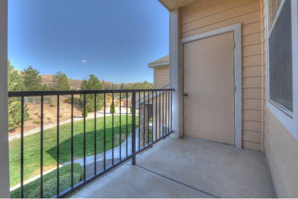 Private Balconies atManzanita Gate Apartment Homes, Reno, NV 89523