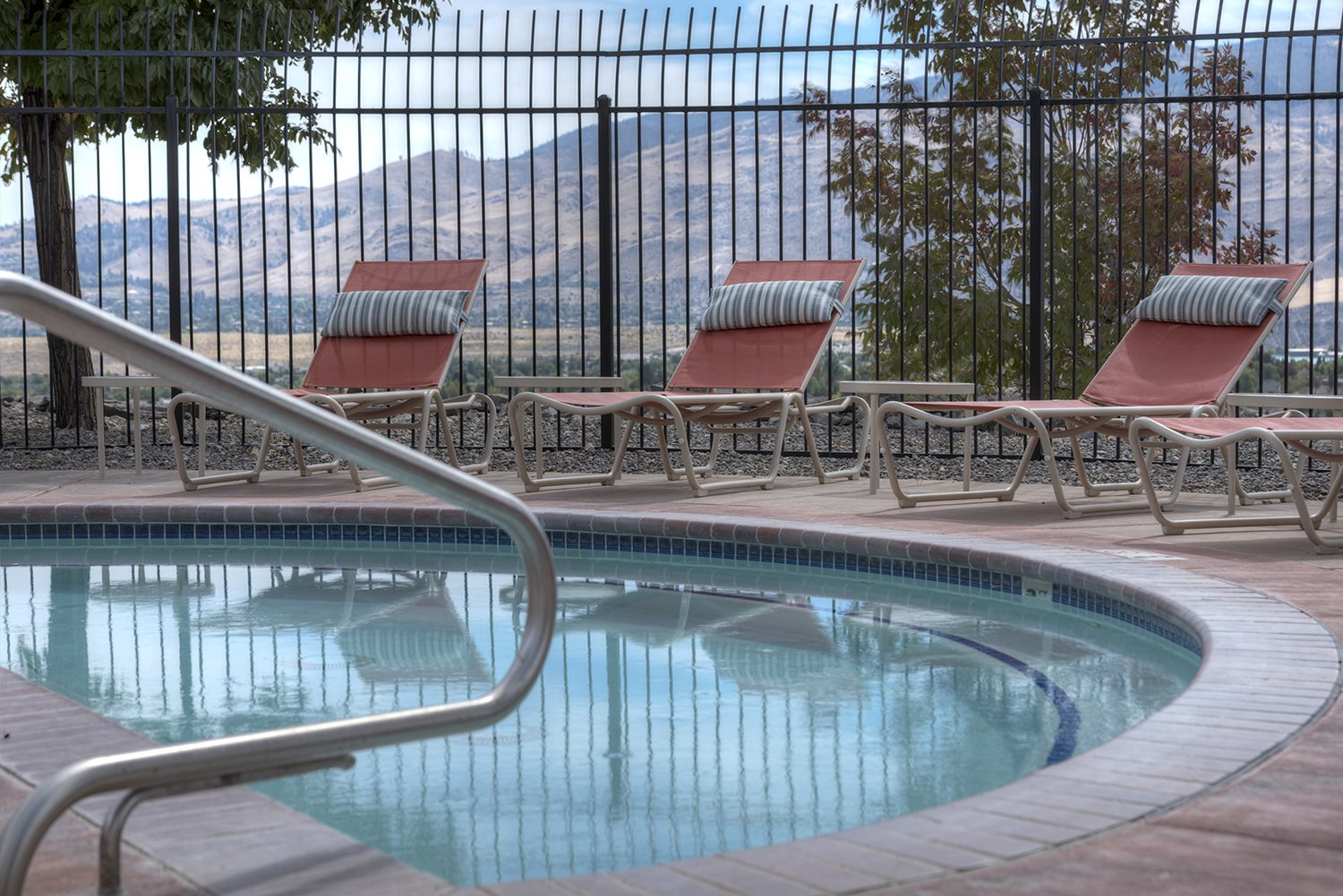 Heated Spa at Manzanita Gate Apartment Homes, Nevada, 89523