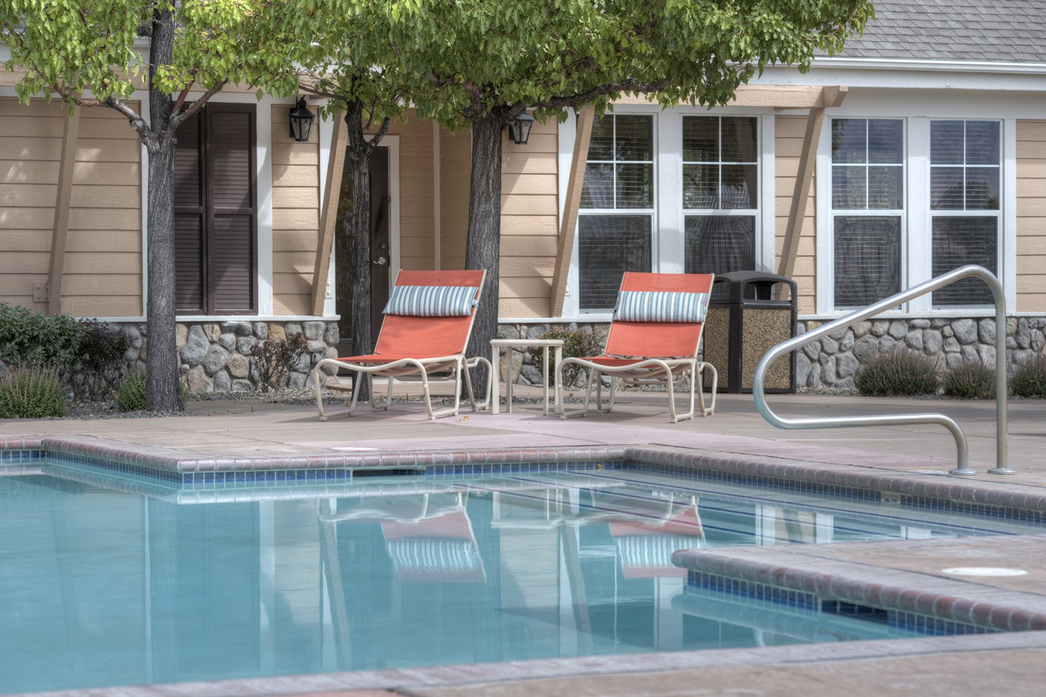 Resort Style Pool at Manzanita Gate Apartment Homes, Reno, 89523