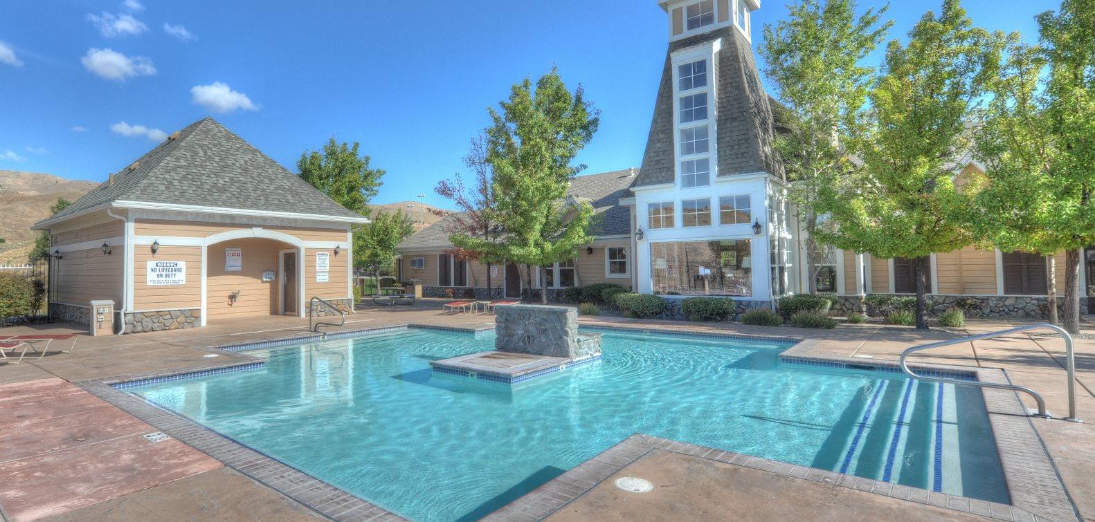 Rent your reno nv apartment home today manzanita gate - City of carson swimming pool carson ca ...