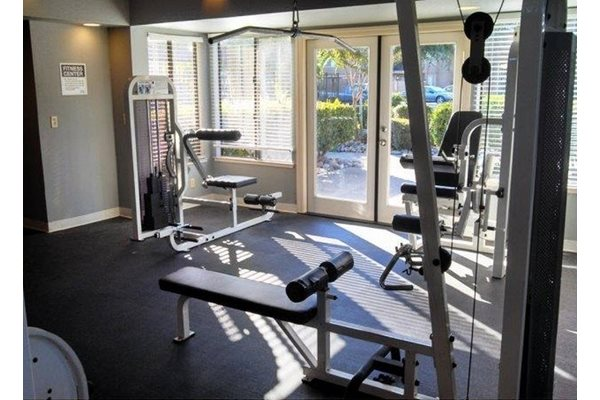 GYM at Waterfield Square Apartment Homes, Stockton, CA, 95219