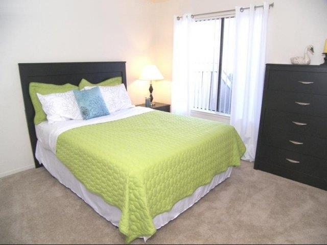 Bedroom at Waterfield Square Apartment Homes, Stockton, CA,95219
