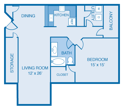 The Cordelle Floor Plan 2