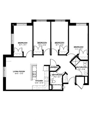4-Bedroom-Shared