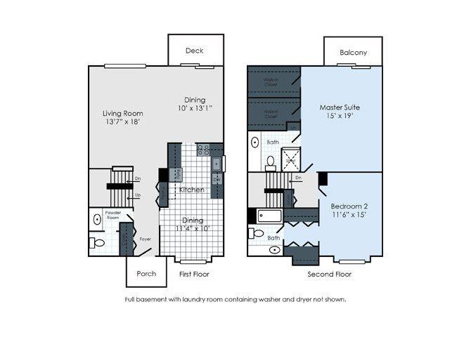The Charleston Floor Plan 4