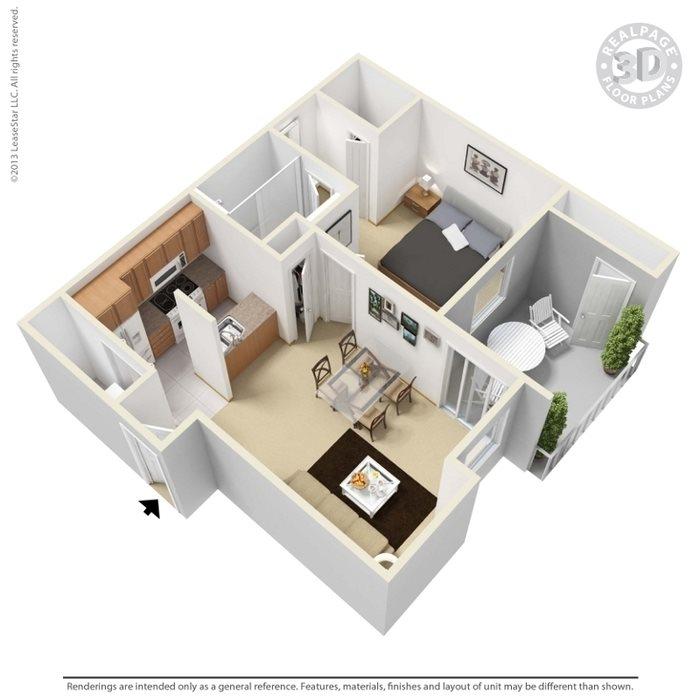 Durango Floor Plan 1