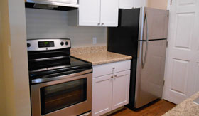 Kitchen of Apartments in Kentwood