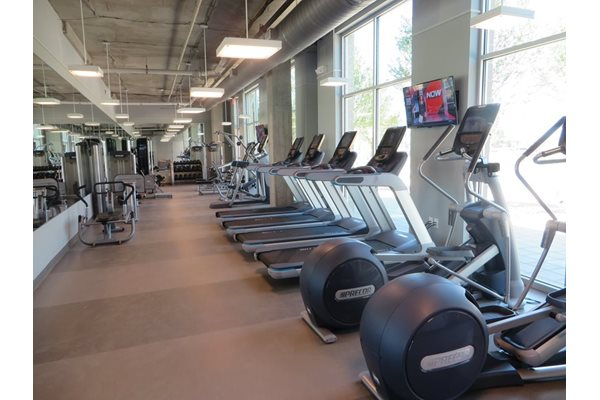 Cardio Equipment at Discovery at The Realm (Castle Hills), Lewisville, TX 75056